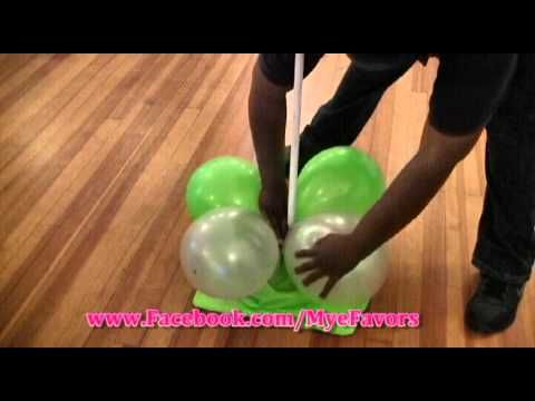 www.libertagia.co... te invito a que te ganes unos euros al mes I invite you to earn a few euros per month Convido você a ganhar alguns euros por mês Je vous invite à gagner quelques euros par mois ▶ How to Build a Balloon Dance Floor - YouTube
