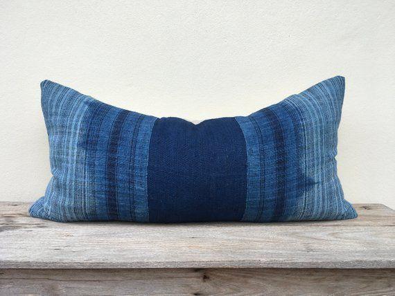16 x 32 inches, Hmong pillow LUMBAR