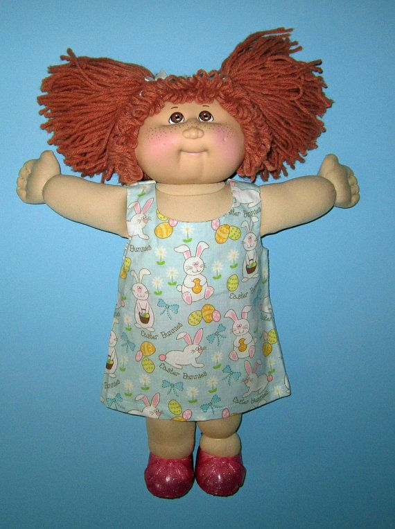332 Best Cabbage Patch Doll Clothes Images On Pinterest