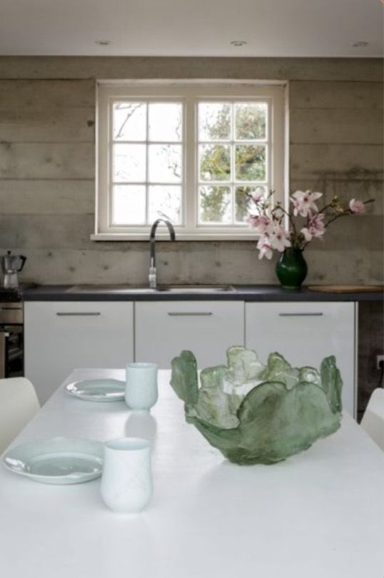 """This cottage kitchen is from our feature """"Welsh Blend"""""""