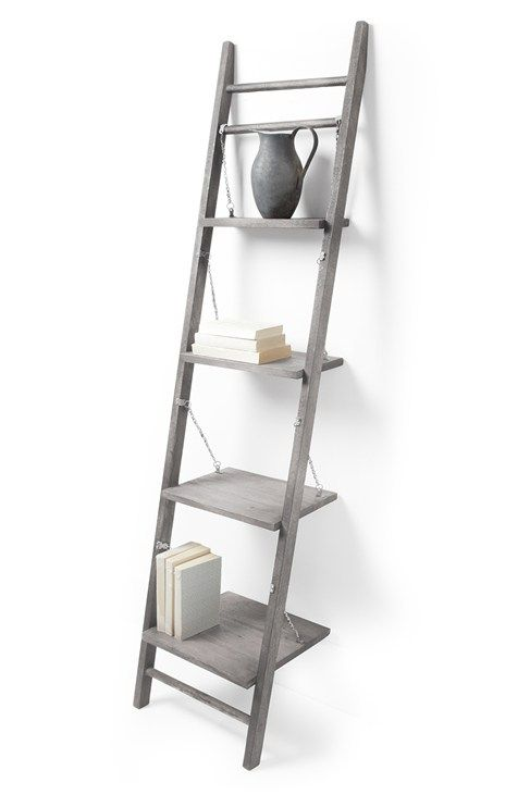 The 25 Best Ideas About Leaning Shelves On Pinterest