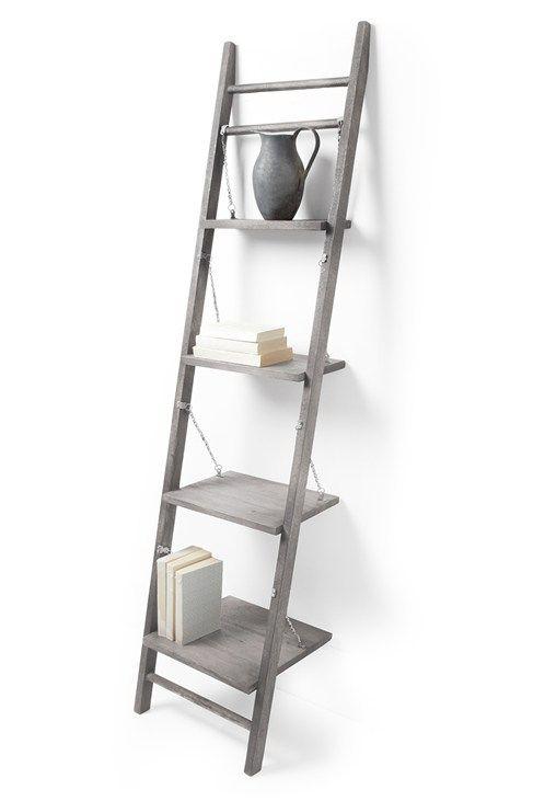 Leaning Shelves