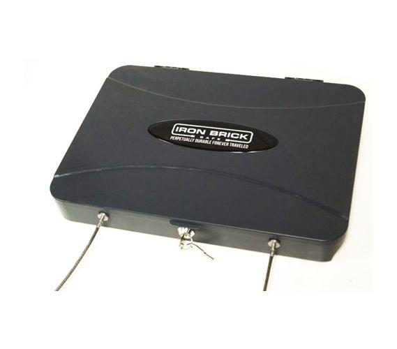 Iron Brick Safe - Go-Anywhere Laptop Safe