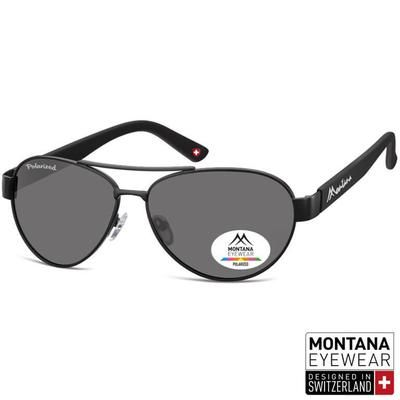 "Γυαλιά Ηλίου Aviator Montana ""Premium"" MP97-BLACK-e-chap"