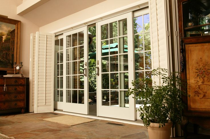 French Country Front Entry Doors for Homes | Renewal by Andersen Patio Door Replacement Tips