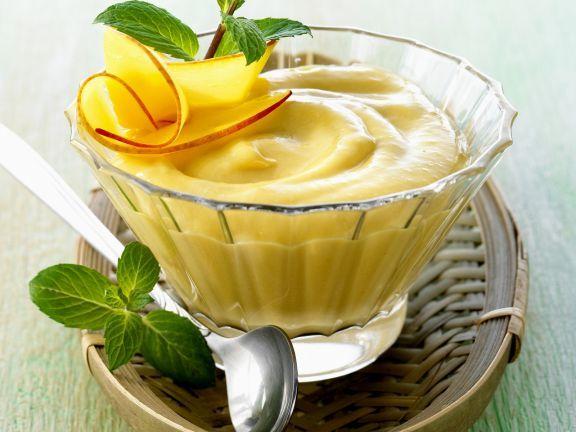 Mangocreme auf asiatische Art ist ein Rezept mit frischen Zutaten aus der Kategorie Südfrucht. Probieren Sie dieses und weitere Rezepte von EAT SMARTER!