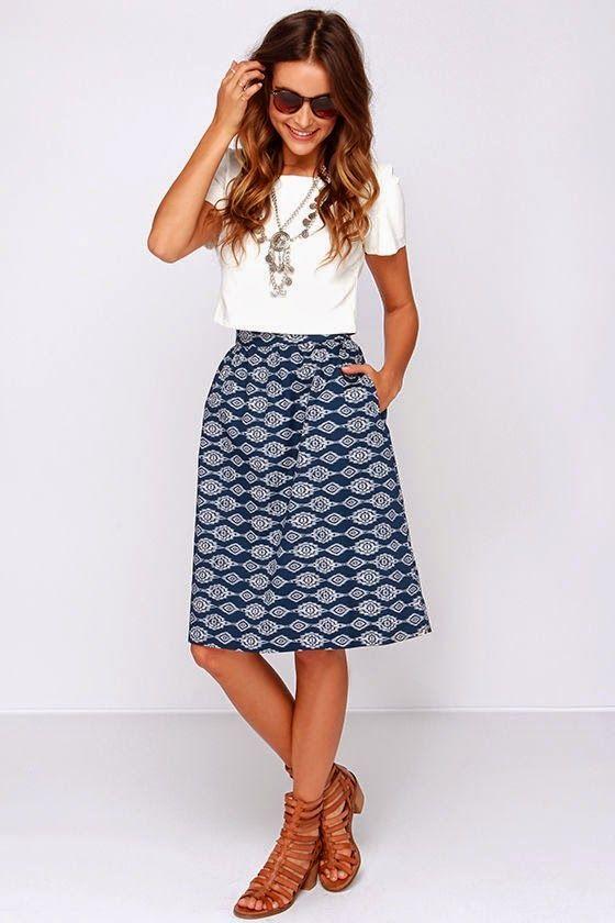 cool The OAK: The Skirt Revolution by http://www.danafashiontrends.us/modest-fashion/the-oak-the-skirt-revolution/