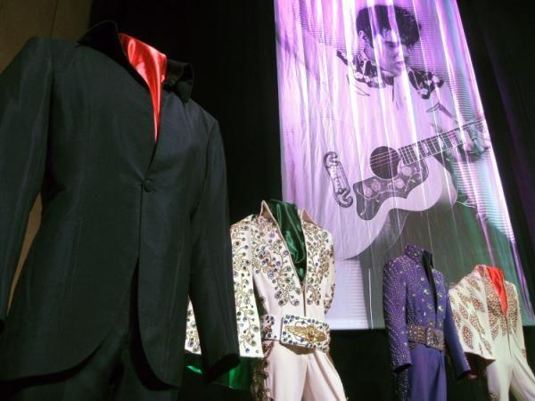 LAS VEGAS (AP) — Graceland will always be home, but Las Vegas is set to be Elvis Presley's home away from home yet again.