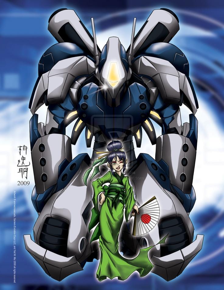 Anime Crossroads 1 by KanonFodder Anime, Art, Deviantart