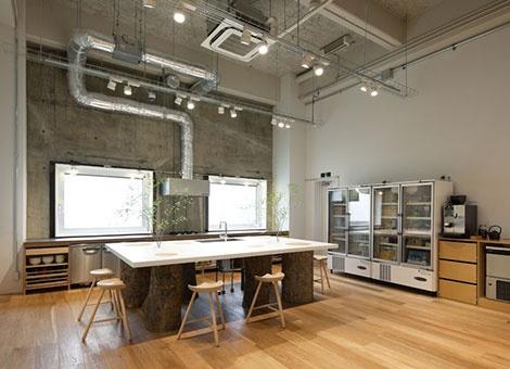 Ένα Φωτογραφικό Studio που σχεδιάστηκε για να Εμπνέει! Hue+ Αρχιτεκτονική