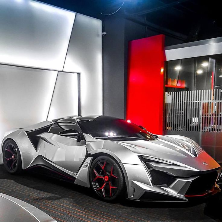 Fenyr Supersport, Super Supercar, Over The Top Lux, But Thatu0027s The Point I  Think
