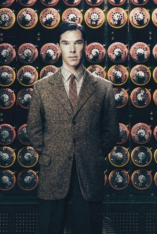Benedict Cumberbatch (in The Imitation Game - Morten Tyldum - 2014)