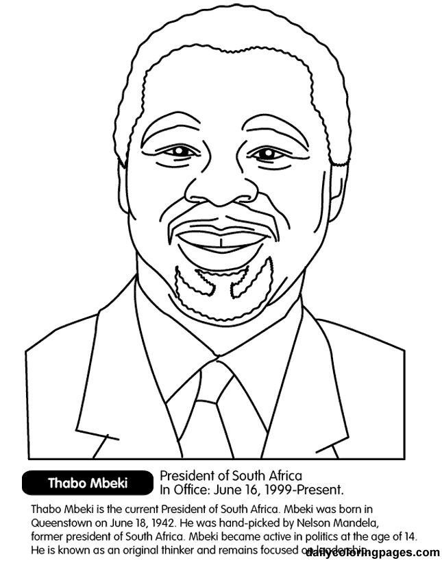 Black History Month Coloring Pages Kids 4