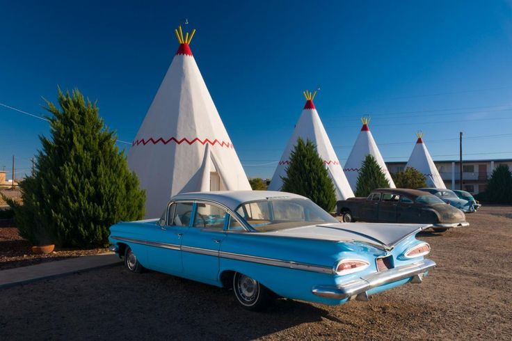 Sleep in Style at the Wigwam Motel in Holbrook, Arizona : 21 Family Must-Stops Along Route 66 : TravelChannel.com