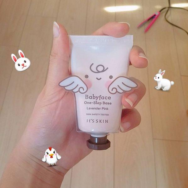 Entdecke die Make-up Grundierung *Babyface One-step Base* (Lavender Pink) von IT'S SKIN. Die innovative 3 in 1-Formel setzt sich zusammen aus: ♡ Make-up Base ♡ Primer ♡ Sonnenschutz - Zum Produkt: https://www.seemyskin.de/make-up/ #seemyskin #itsskin #itsskindeutschland #koreanischeKosmetik #asiatischeKosmetik #MakeupBase #Primer #Sonnenschutz #Makeup #Kbeauty #koreanbeauty #glow #koreancosmetics #kosmetik #beauty #beautytrends #beautytipps #neu #kbeautyblogger #beautyblogger