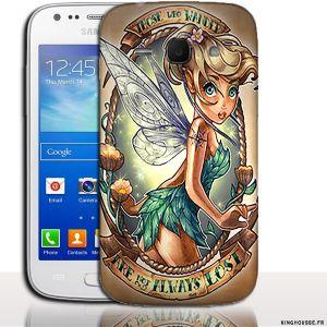 Coque Samsung France ACE 3 Fée Clochette. #Fée #Clochette #Samsung #Ace3 #accessoire