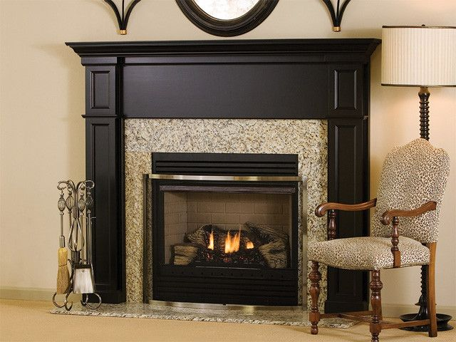 Best 25 fireplace mantel kits ideas on pinterest - Mantel kits for fireplace ...