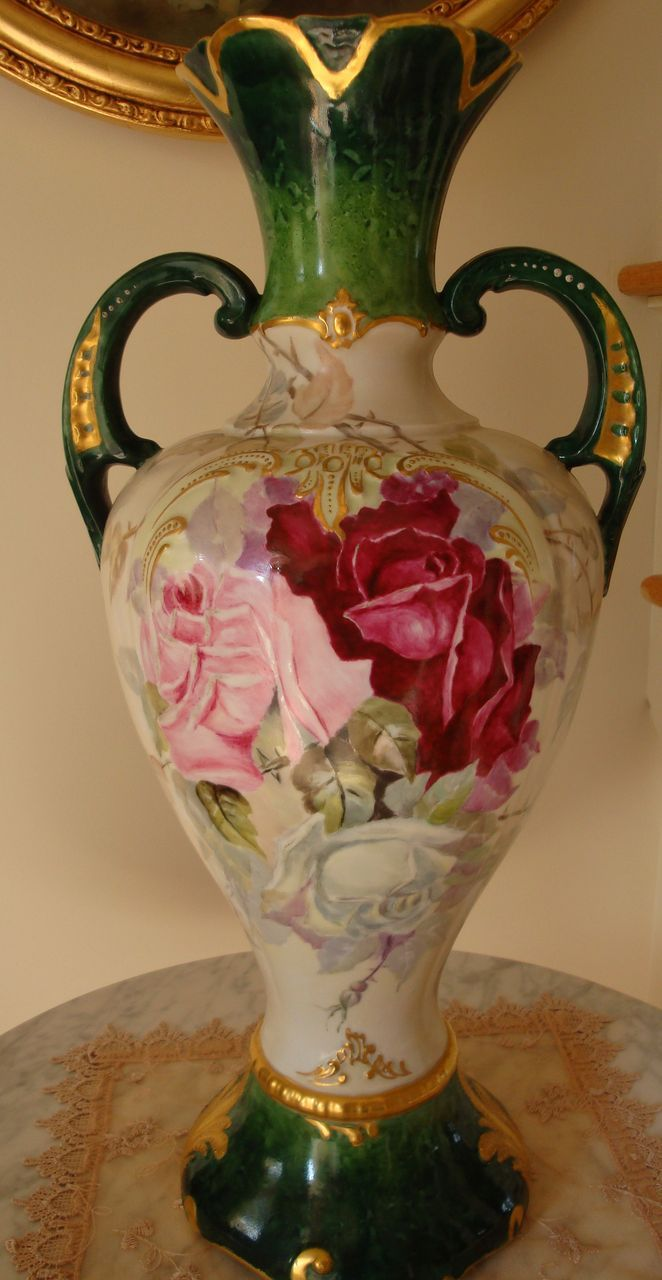 Amazing Antique Limoges France Outstanding 19th Century