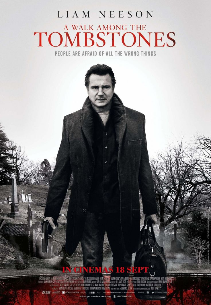 The Watch Movie Poster A Walk Among the Tombs...