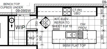 Sterling b wiring diagram sterling wiring diagram for Galley kitchen designs australia