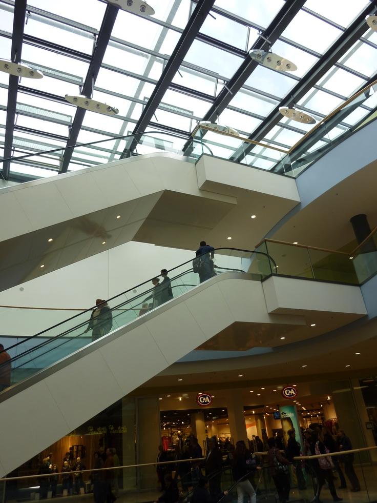 Rhein Galerie, Einkaufscenter, Ludwigshafen/Rhein