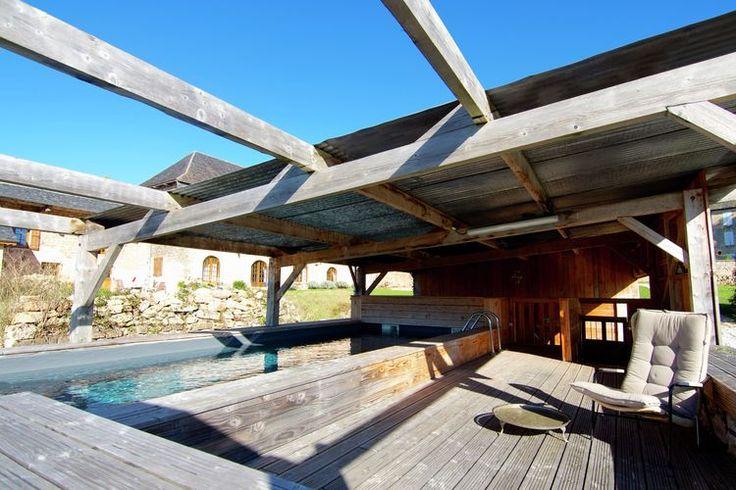 Zwembad van vakantiehuis