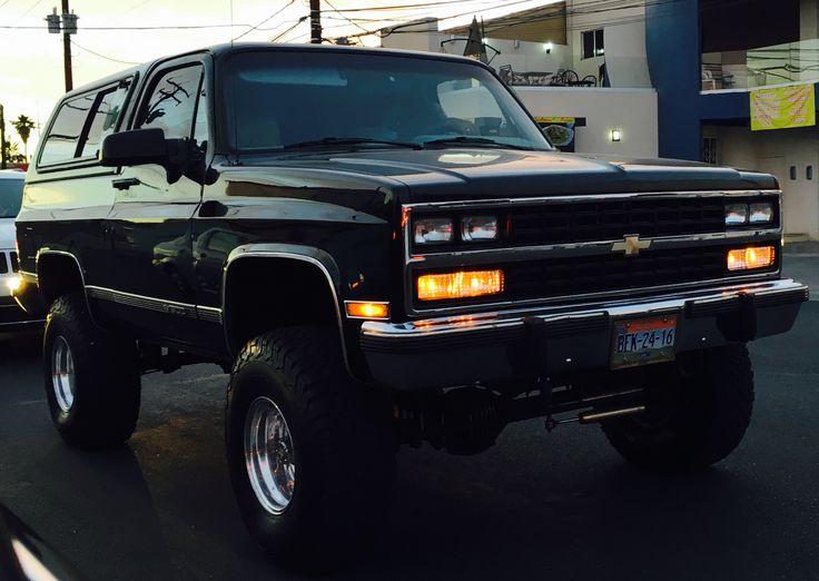 Chevy Blazer K5