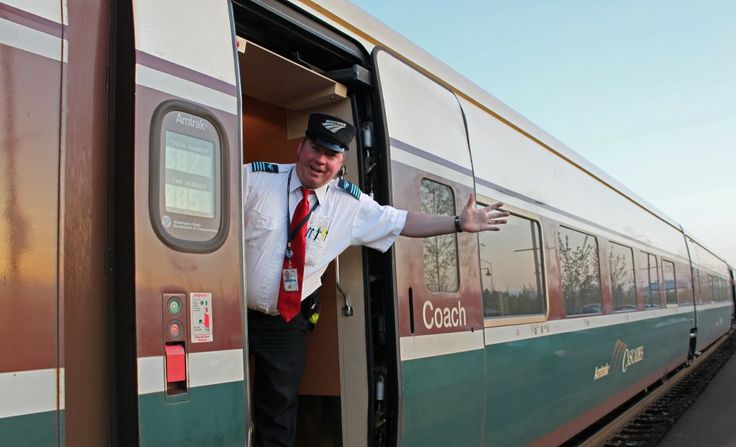 90 best TeamAmtrak Amtrak Employees images on Pinterest