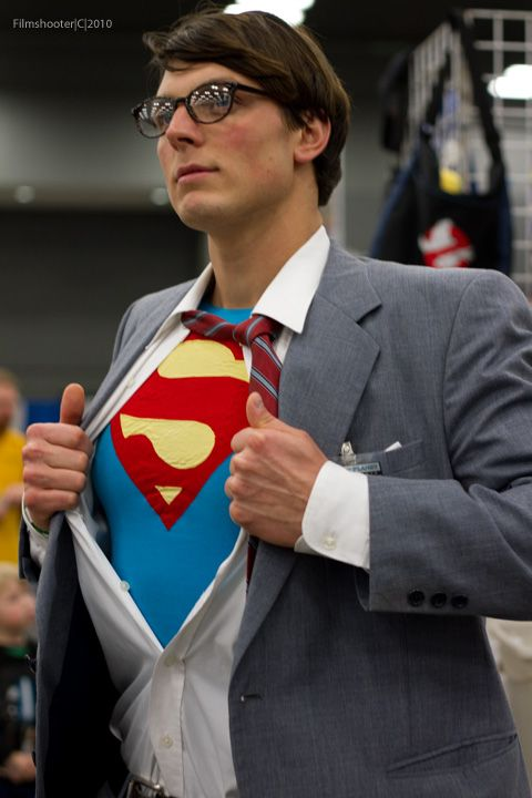 Clark kent superman by filmshooter dc cosplay for Kent superman