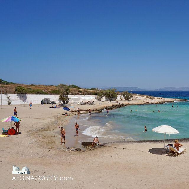 Loutra beach - Souvala