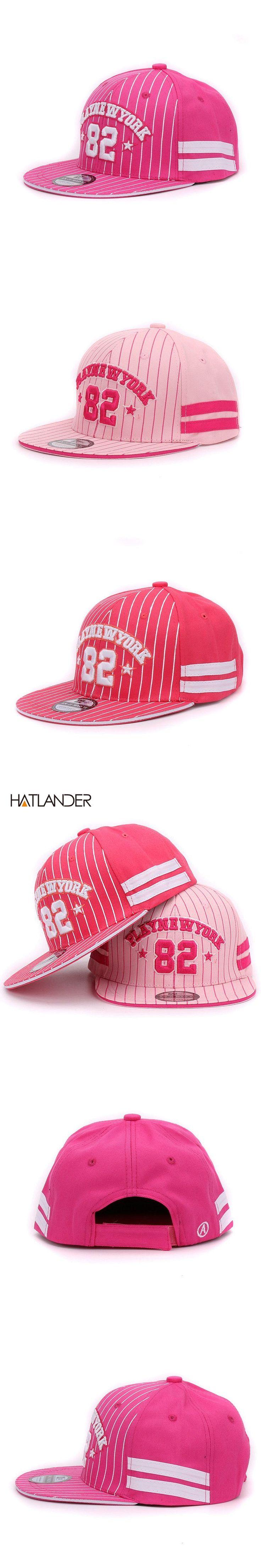 Hatlander Kids baseball cap New York 82 Gorras Children Snapback Hip Hop Caps baby Summer Casual Adjustable Flat Hat For Girl