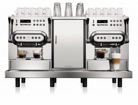 Des machines Nespresso connectées au Web !