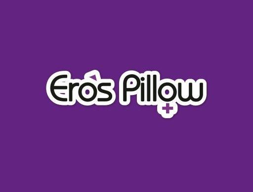 Logo Eros Pillow #Logo #JezaDG
