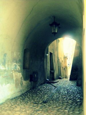 Grodzka street, Lublin, Poland - so cosy place...