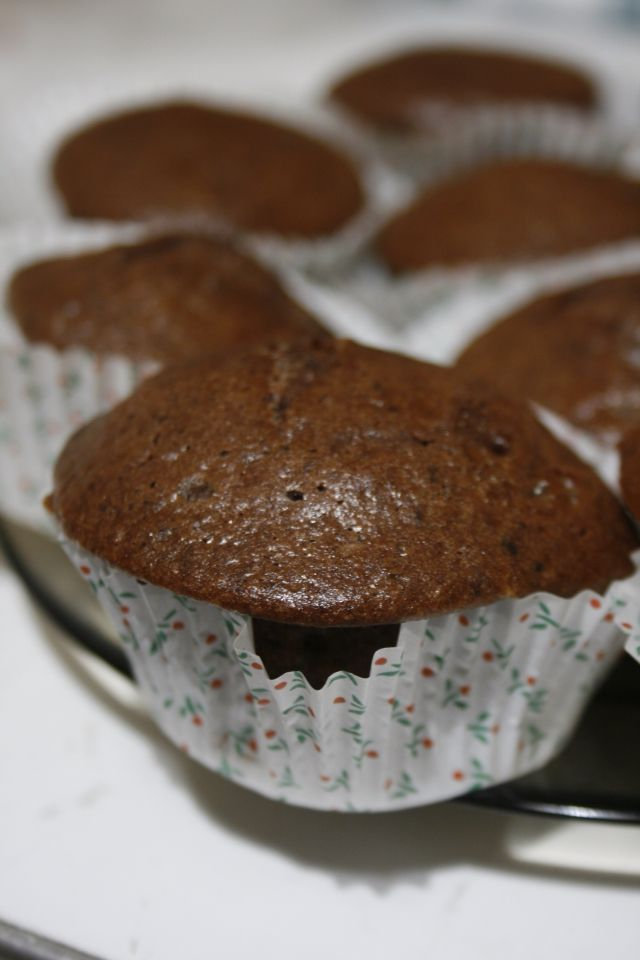 Cacao muffins © 2015 ferenczancsa