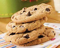 Recipe(tried): Otis Spunkmeyer Chocolate Chip Cookies (copycat recipe) - Recipelink.com
