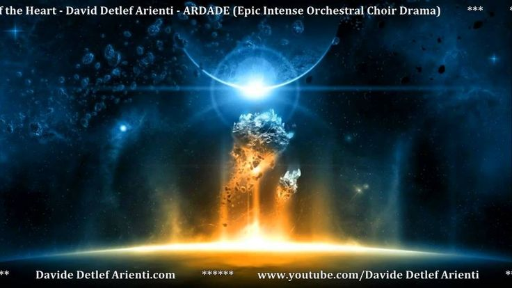 Save of the Heart (David Detlef Arienti - ARDADE) (Epic Intense Orchestr...