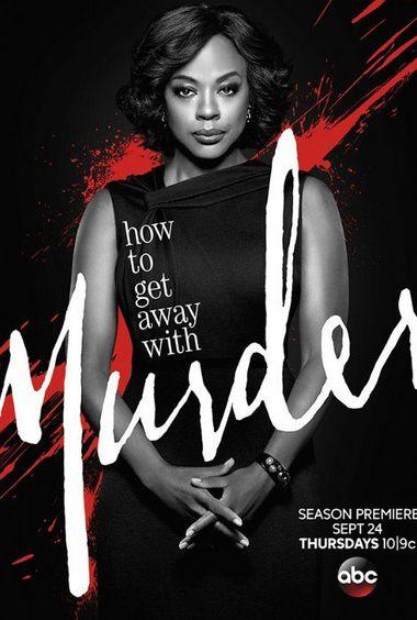 Domingo agora estava me aprofundando em séries novas e me joguei numa maratona de How to get away with murder. A série é escrita pela Diva Shonda Rimes (de Grey`s Anatomy e Scandal) e não me arrepe...