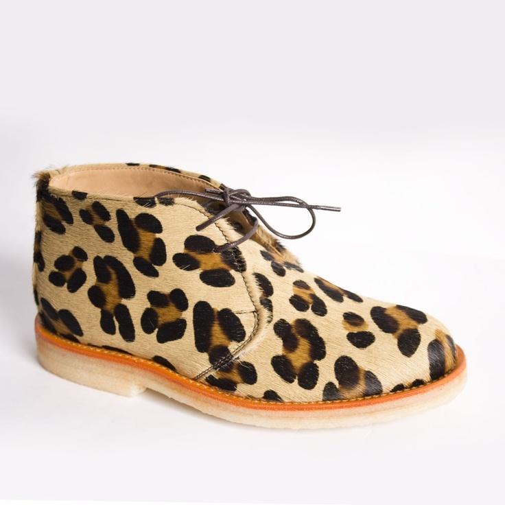 Mark McNairy Leopard Print Chukka BootMark Mcnairy, Womens Fashion, Women Fashion, Footwear, Mcnairy Leopards, Leopards Prints, Chukka Boots, Leopard Prints, Prints Chukka