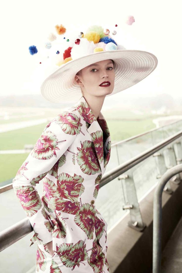Ascot outfits that set the pulse racing