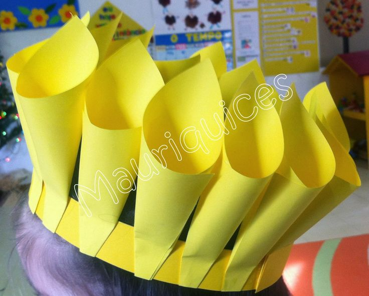 Mauriquices: Coroa dos Reizinhos!