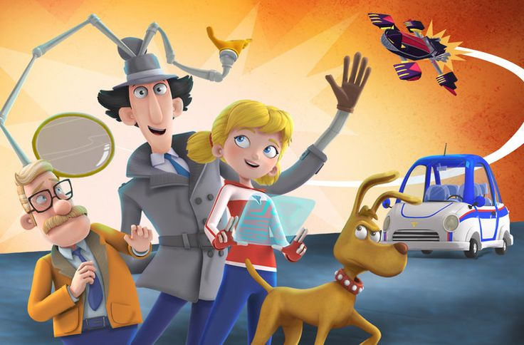 Get Ready Kids! Inspector Gadget is Back to Save the World  http://mumcentral.com.au/get-ready-kids-inspector-gadget-is-back-to-save-the-world/