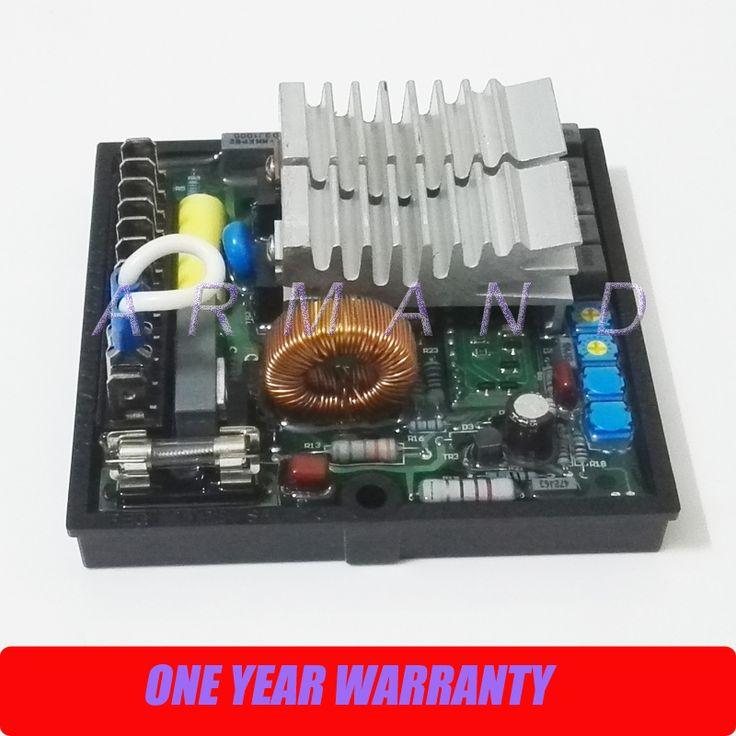 Automatic Voltage Regulator AVR SR7 SR7-2G For Mecc Alte meccalte Generator