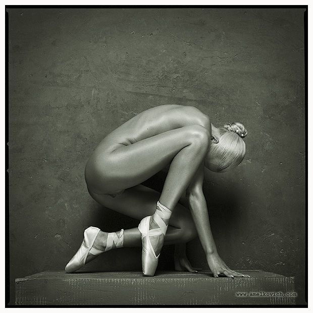 Exciting ballet # 12 © Igor Amelkovich