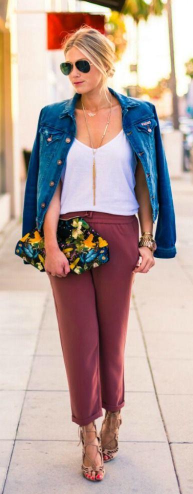 Street style  #teaching_outfit #teacher #work_attire