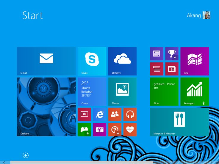 Mengubah Screen Resolution di Windows 8 agar compatible pada Notebook | Akang Cyber