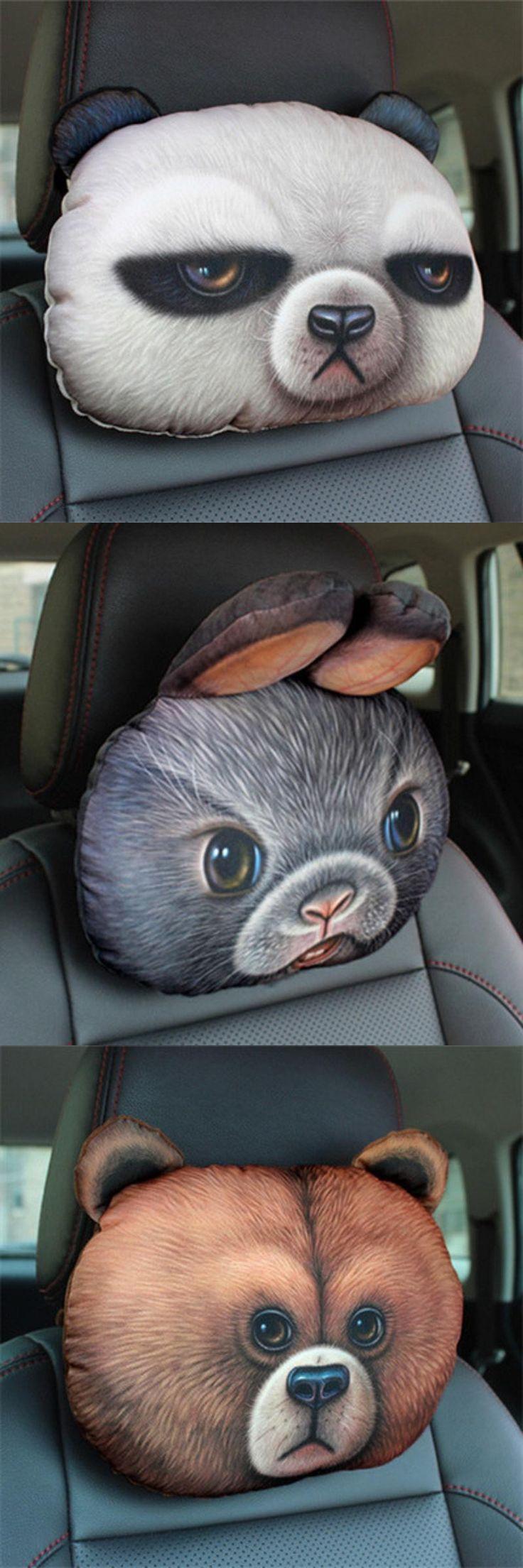 [Visit to Buy] Lovely 3D Cat Dog Panda Rabbit Printing