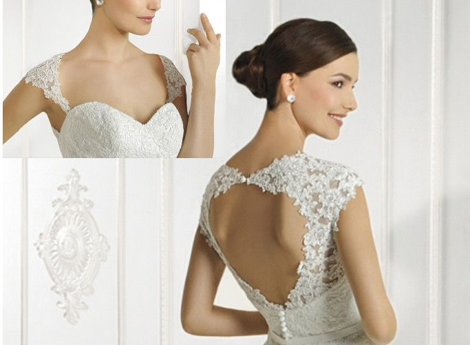 Detachable Keyhole Back Accessory Liquéd Tulle Keyho Wedding Gown Straps Sleeves Backs Under And Over Bodices Toppers In
