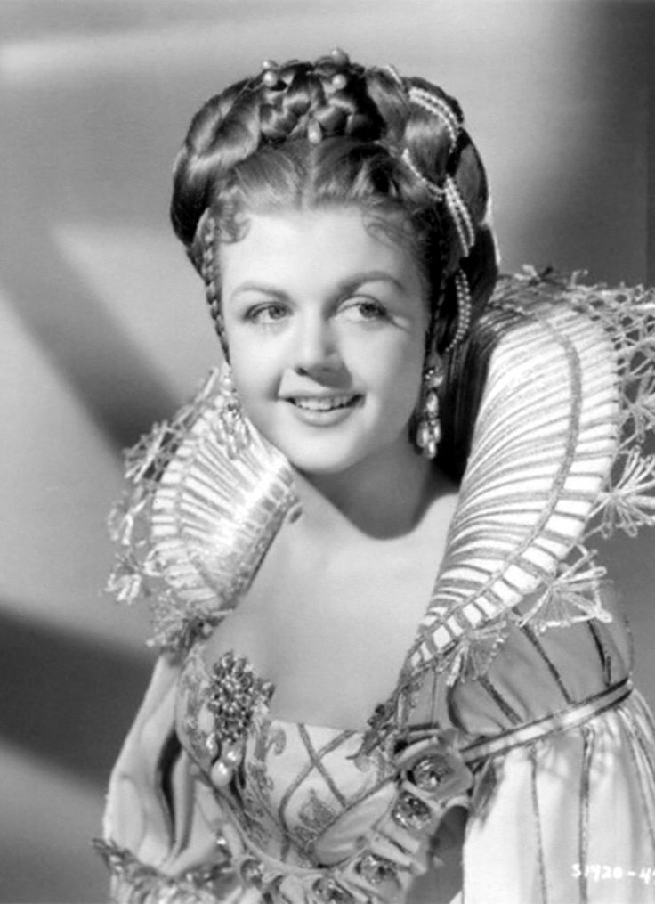 Angela Lansbury - THE THREE MUSKETEERS