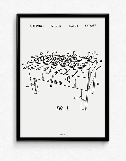 Table Football - Available at www.bomedo.com